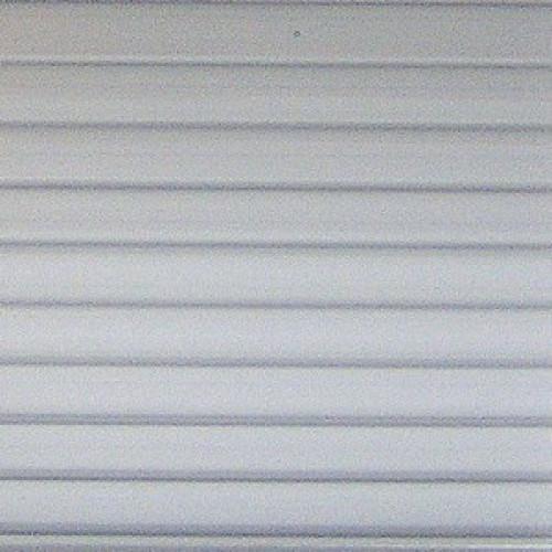 Сотовый поликарбонат Vizor (серый), 8мм, м2