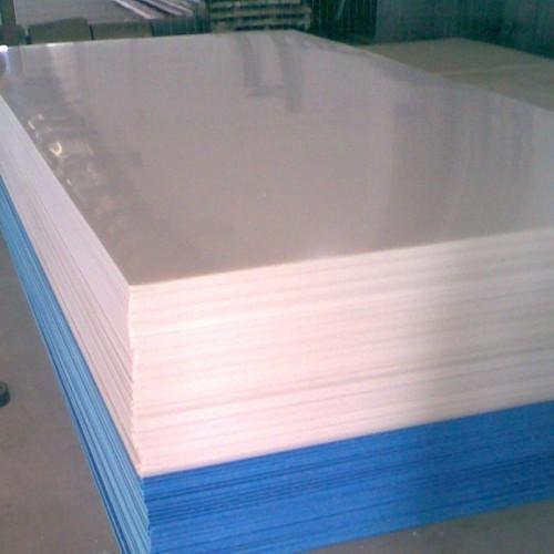 Полипропиленовый лист - 3.5мм (650гр/м2) белый (м2)