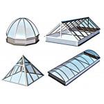 Сотовый поликарбонат для зенитных фонарей