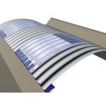 Сотовый поликарбонат для крыши