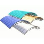 Сотовый поликарбонат для бассейна