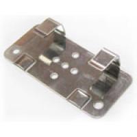Кляймер нижний (стартовый) 2-х лепестковый 70х36 под плиту 10 мм, шт