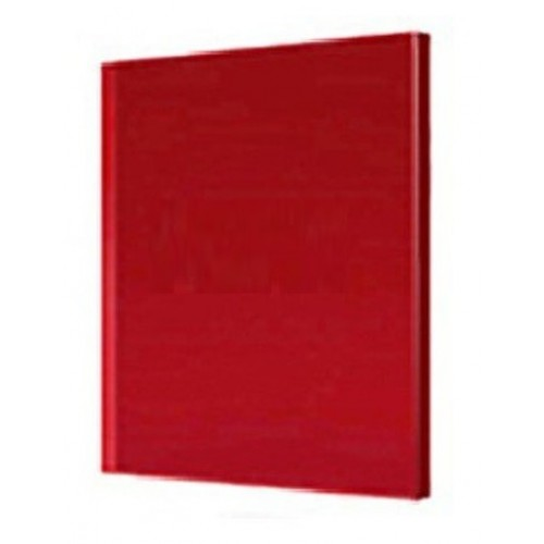 Монолитный поликарбонат Marlon (красный), 3 мм, 2050 х 3050 мм, шт