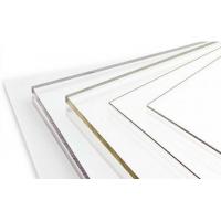Оргстекло экструзионное Plazcryl (прозрачное), 4мм, м2