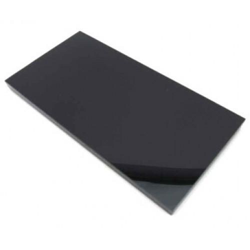 Оргстекло 2,5 мм черное, 900 х 300 мм, шт