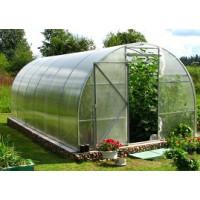 Теплица под поликарбонат «Садовод Агро 1М» 3х10х2 м с оцинкованного профиля